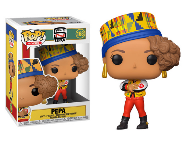 Funko Pop! Rocks: Salt N Pepa- Pepa #168