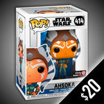 Funko Pop! Star Wars: Ahsoka #414