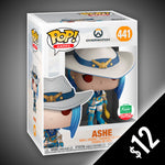 Pop! Games: Overwatch - Ashe #441
