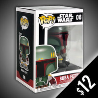 Funko Pop! Star Wars - Boba Fett #08