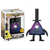 Funko Pop! Animation: Gravity Falls- Bill Cipher (Chase) #243