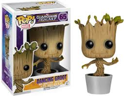 Funko Pop! Marvel: Guardians of the Galaxy-Dancing Groot