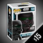 Funko Pop! Star Wars: Imperial Death Trooper #149