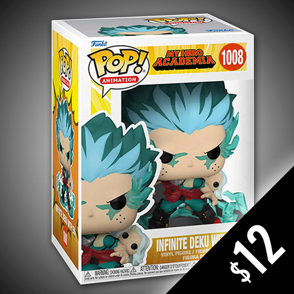 Pre-Order: MHA - U.A. High School w/ Deku in Uniform