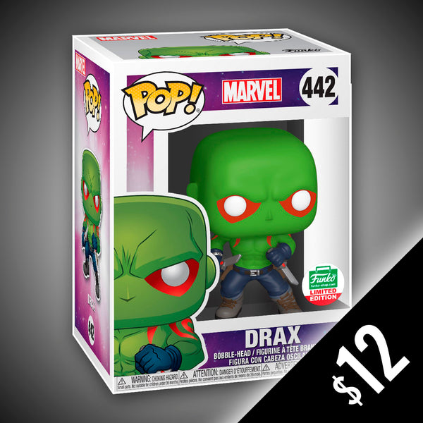 Funko Pop! Marvel: Drax #442