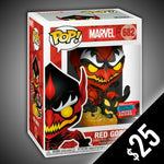 Funko Pop! Marvel: Red Goblin (Shared Sticker) #682