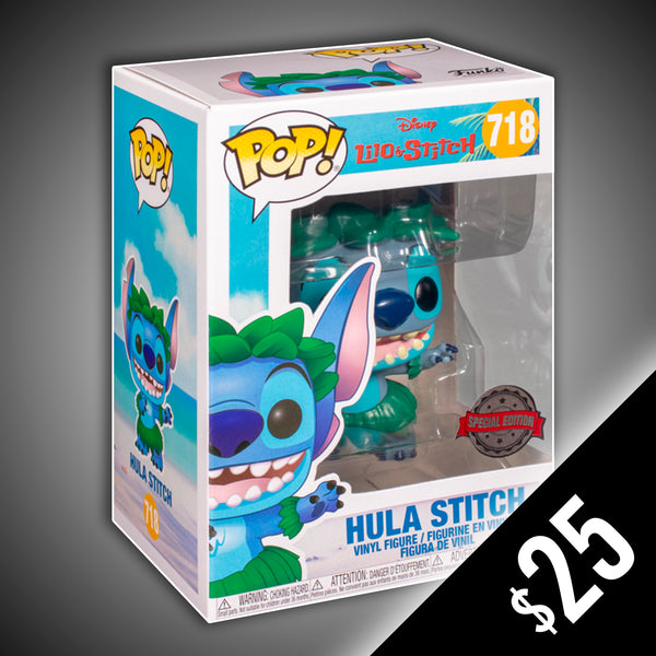 Funko Pop! Disney: Hula Stitch #718