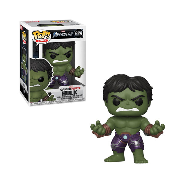 Funko Pop! Games: Avengers- Hulk #629
