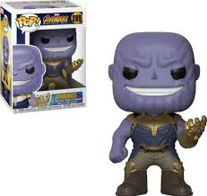 Funko POP! Marvel: Avengers Infinity War- Thanos