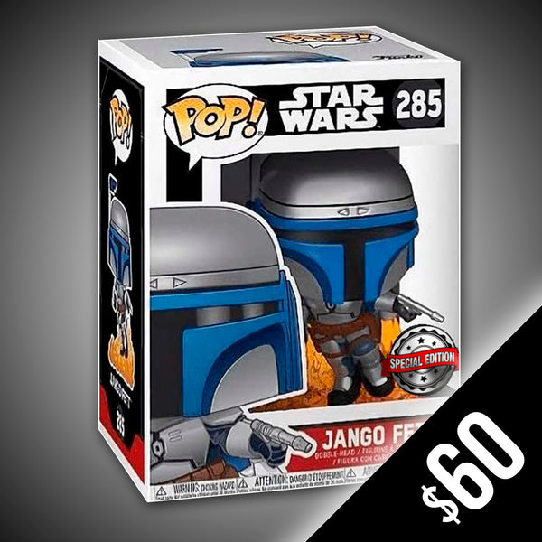 Funko Pop! Star Wars: Jango Fett #285