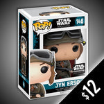 Funko Pop! Star Wars: Rogue One - Jyn Erso #148