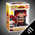 Funko Pop! My Hero Academia: Kirishima #606