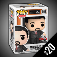 Funko Pop! TV: The Office: Michael Klump #1059