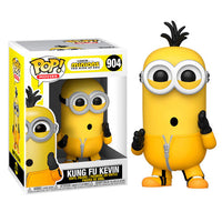 Funko Pop! Movies: Minions The Rise of Gru- Kung Fu Kevin #904
