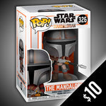 Funko Pop! Star Wars: The Mandalorian - The Mandalorian #326
