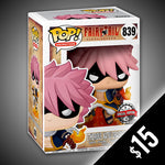 Funko Pop! Fairy Tail: Etherious Natsu Dragneel E.N.D. #839