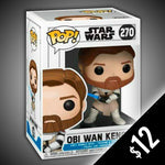 Funko Pop! Star Wars: Obi Wan Kenobi #270