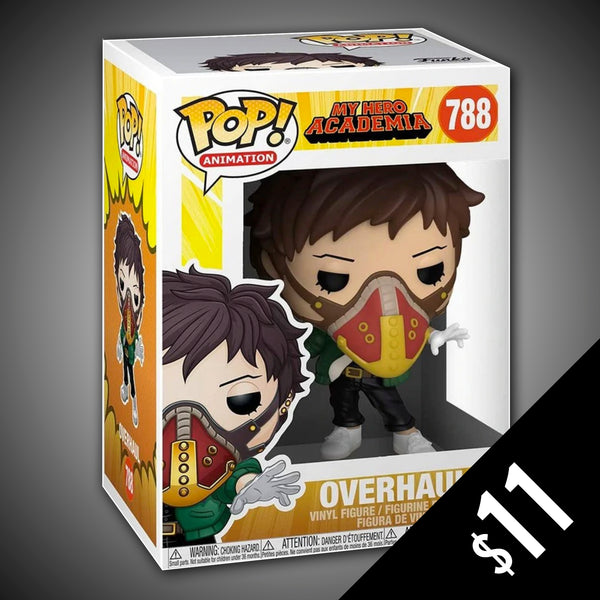 Funko Pop! My Hero Academia: Overhaul #788