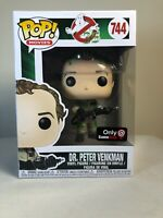 Funko Pop! Movies: Ghostbusters- Dr. Peter Venkaman (Gamestop) #744