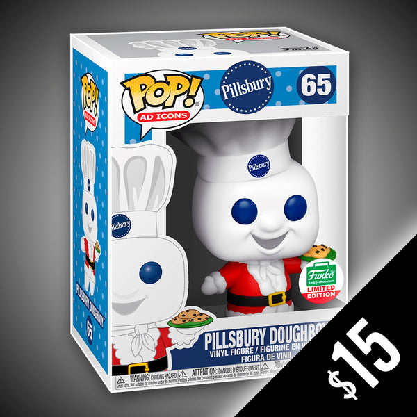 Funko Pop! Ad Icons: Holiday Pillsbury Doughboy #65