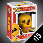 Funko Pop! Disney: Pluto (Disney Treasures) #287
