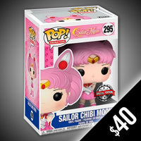 Funko Pop! Sailor Moon: Sailor Chibi Moon (Glitter) #295