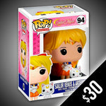 Funko Pop! Sailor Moon: Sailor Venus & Artemis #94