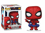 Funko Pop! Marvel: Spider-Man Far From Home-Spider-Man (Hero Suit)