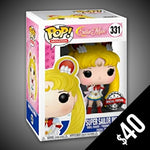 Funko Pop! Sailor Moon: Super Sailor Moon (Crisis Outfit) #331