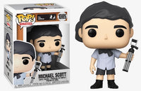 Funko Pop! Television: The Office- Michael Scott (As Survivor) #1005