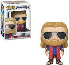 Funko Pop! Marvel: Avengers Endgame- Thor (Casual)