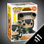 Funko Pop! My Hero Academia: Tsuyu #374