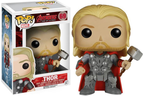 Funko Pop! Marvel: Avengers Age of Ultron- Thor