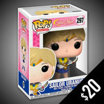 Funko Pop! Sailor Moon: Sailor Uranus #297