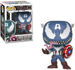 Funko Pop! Marvel: Venom-Venomized Captain America