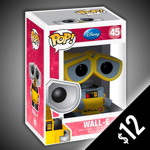 Funko Pop! Disney: Wall-E (Series 4) #45