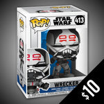 Funko Pop! Star Wars: Wrecker #413