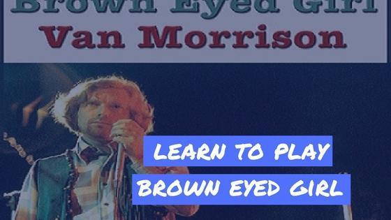 "Learn to Play ""Brown Eyed Girl"" by Van Morrison on Ukulele"