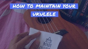 4 Tips To Remember On How To Maintain Your Ukulele