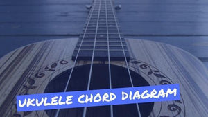 How to understand Ukulele Chord Diagram in 2 minutes