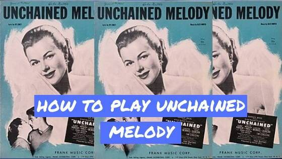 How To Play Unchained Melody By Righteous Brothers On Ukulele