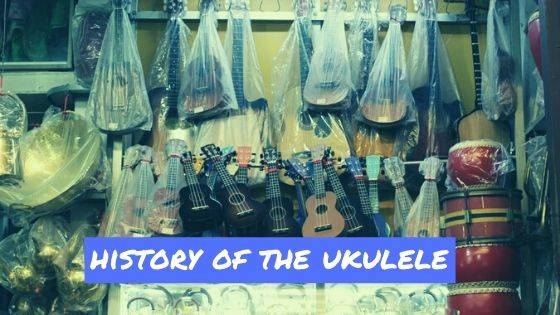The Surprising History Of The Ukulele
