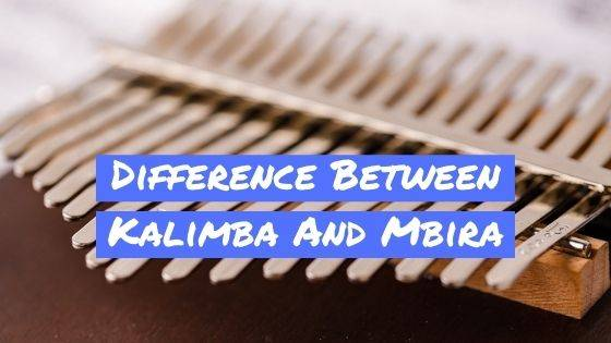 Difference Between Kalimba And Mbira