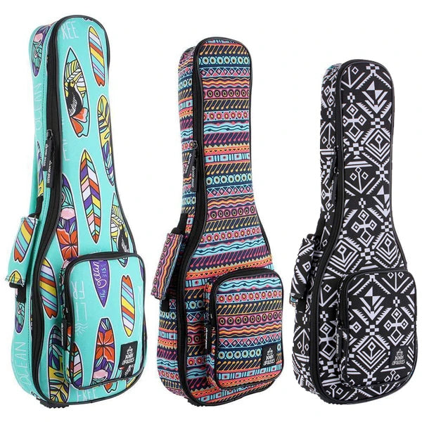 Ukulele Bags - View Now