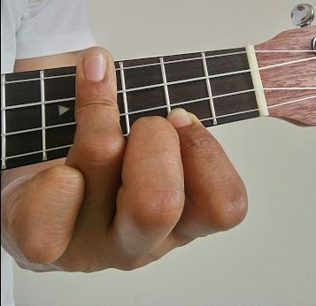Ukulele E Chord 5 Ways To Play It By Bernard Paguirigan