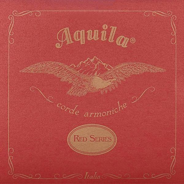 Aquila Red Series Ukulele Strings for Soprano