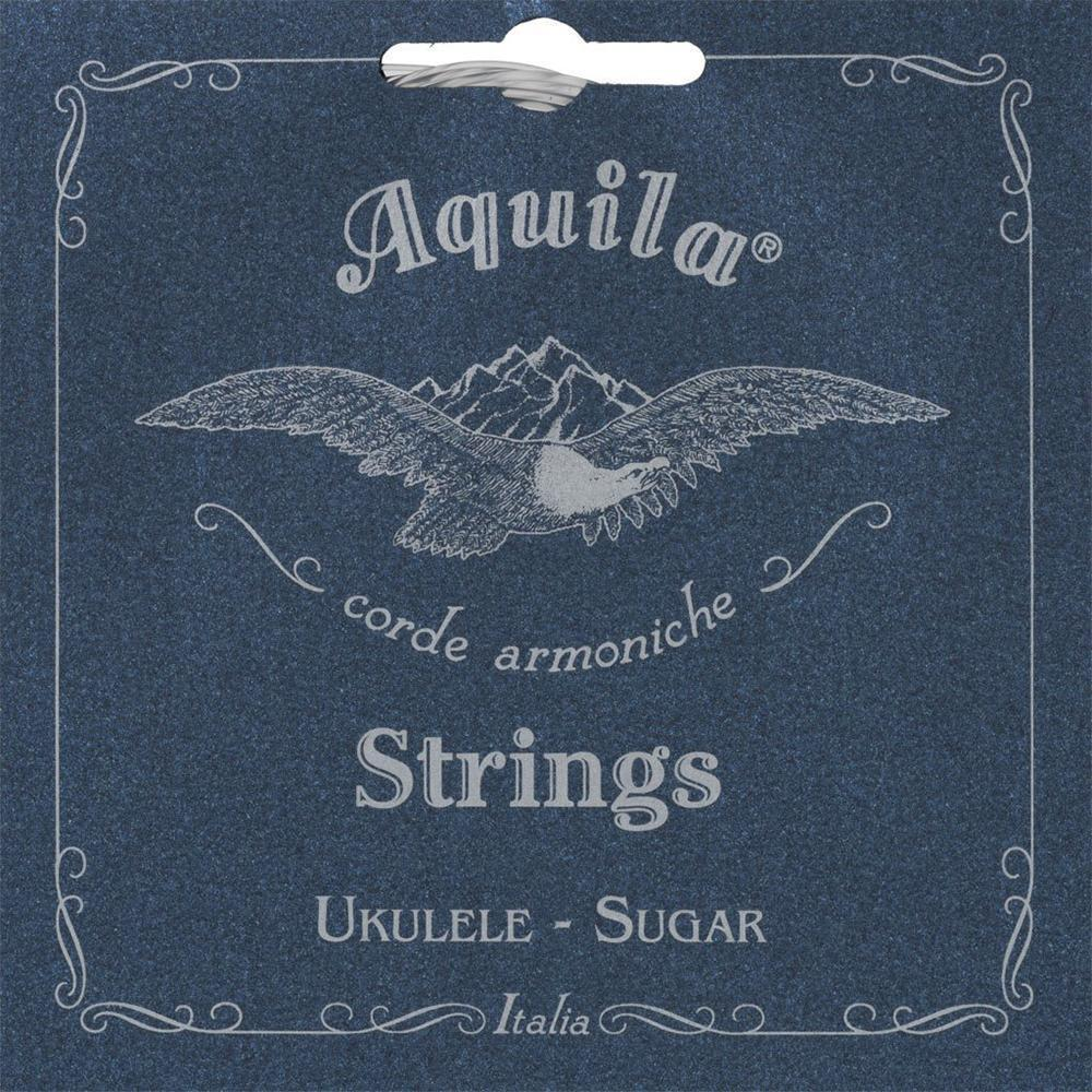 Aquila Sugar Ukulele Strings for Tenor - Low G