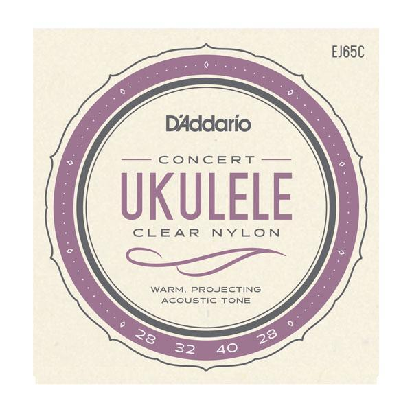 D'Addario Pro Arte Custom Extruded Ukulele Strings for Concert