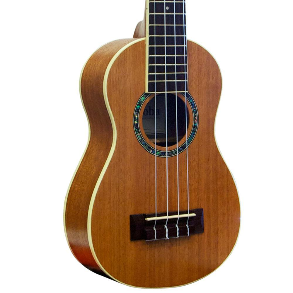 Cordoba 15 Series Soprano Mahogany Ultimate Bundle