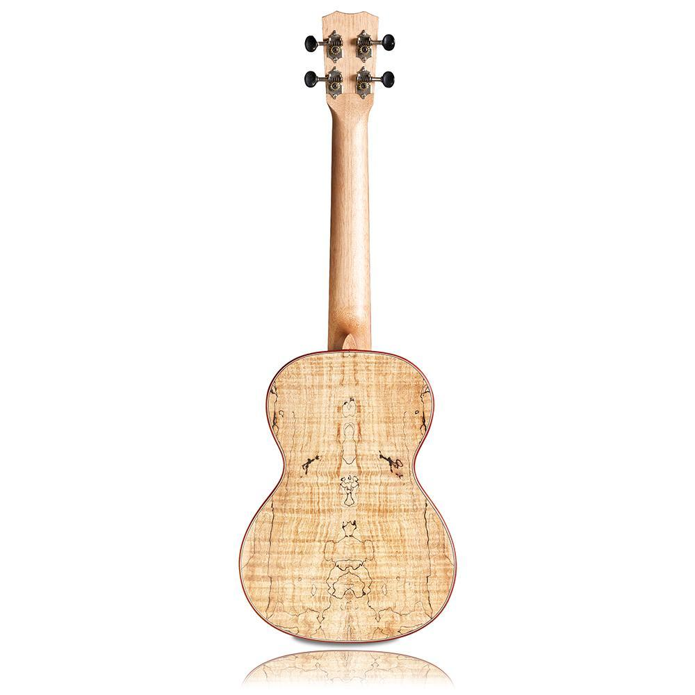 Cordoba 24T Cedar & Spalted Maple Tenor Ukulele Bundle